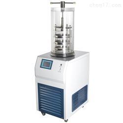 LGJ-12压盖冷冻干燥机 西林瓶冻干粉冻干机