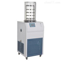 LGJ-12普通型冷冻干燥机 实验室蛋白冻干机