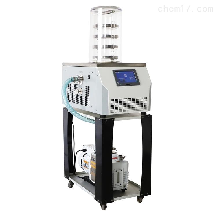 实验室小型石墨烯真空冷冻干燥机LGJ-10