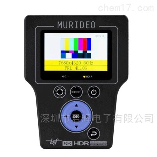 进口现货SIX-G 8K HDR视频信号发生器