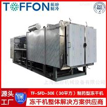 TF-SFD-25E即食面冻干加工设备代餐粉冷冻干燥机