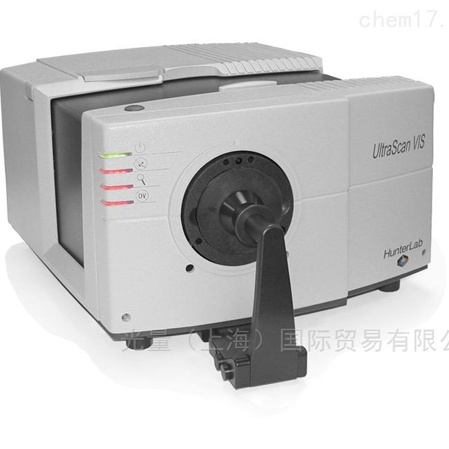 亨特立360-780/10nm标准台式色差仪