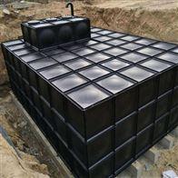 10 20 30 40 50立方地埋碳钢水箱 304消防水箱