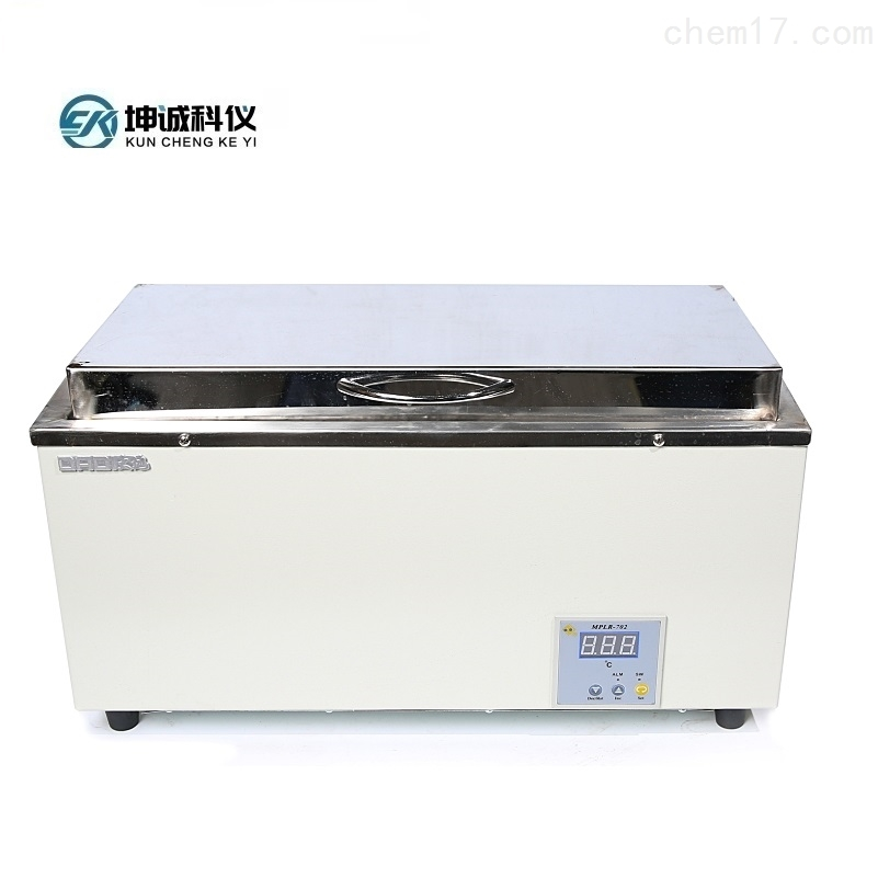 HH-S28水浴锅煮沸箱实验室恒温三用水箱