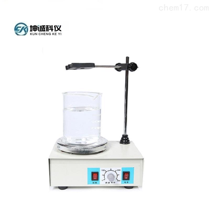CJJ78-1恒温磁力加热搅拌器