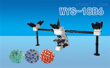 WYS-18B6多人共视生物显微镜