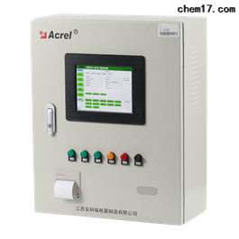 AFRD100/B2安科瑞防火监控器实时接收检测并显示各路