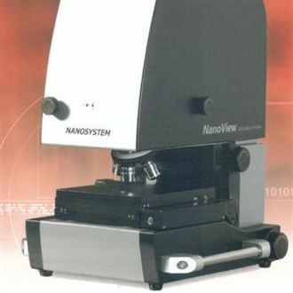 NV-2400韩国NanoSystem非接触表面轮廓仪