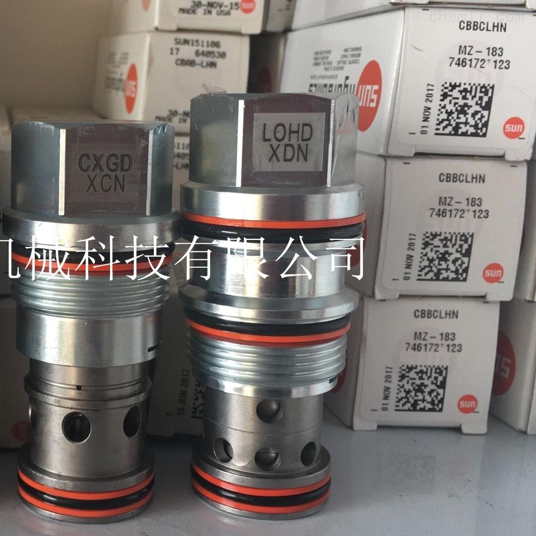 DLDA-SCN-948原装SUN插装阀厂家代理
