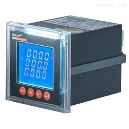 PZ80L-E4/J安科瑞多功能测控表过流欠压报警四象限电能