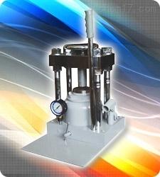 手动液压式压样机  厂家
