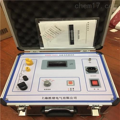 MCHL-100A回路电阻自动测试仪