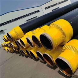 管徑529*8地埋式聚氨酯輸送回水保溫管