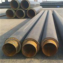 山亭區聚氨酯冷熱水防腐保溫管生產加工