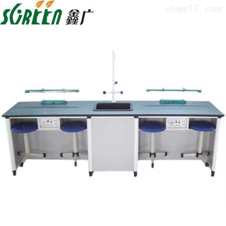 潍坊铝木实验桌,学校实验室工作台