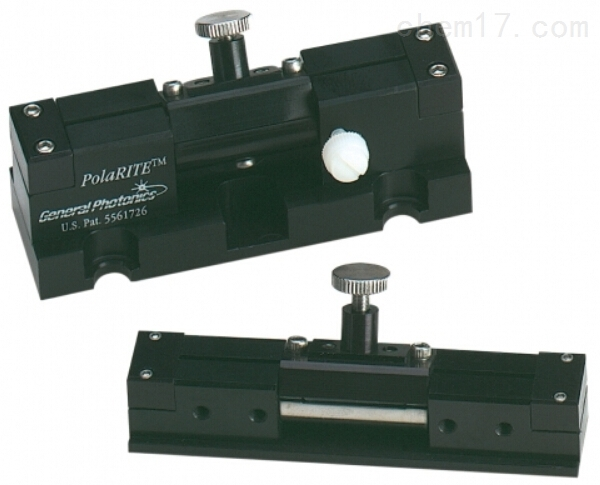 挤压光纤式偏振控制器