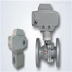 自保持球阀ZBF22Q-25-220V电磁球阀原理