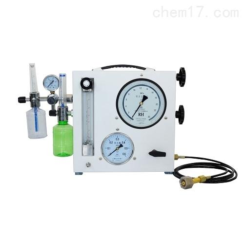 浮标式氧气吸入器检定装置