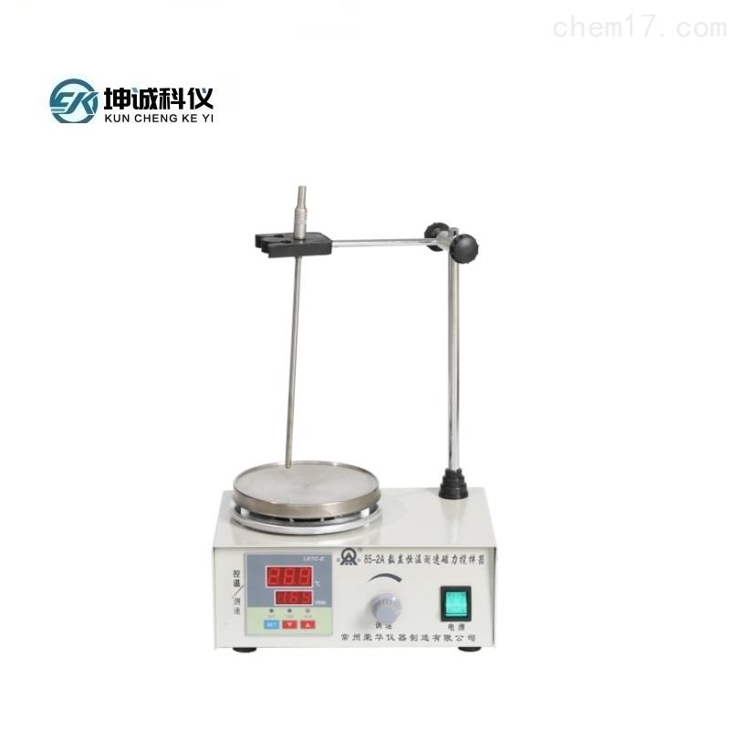 85-2A 数显恒温测速磁力搅拌器