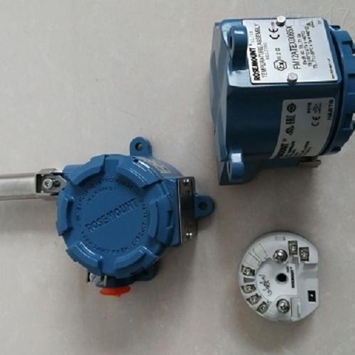 罗斯蒙特148型温度变送器