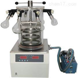 FD-1D-50压盖挂瓶型冷冻干燥机厂家