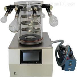 FD-1C-50食品果蔬虫草真空冷冻干燥机