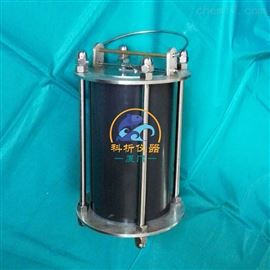DS-UP2500海水定深采水器(加重型)