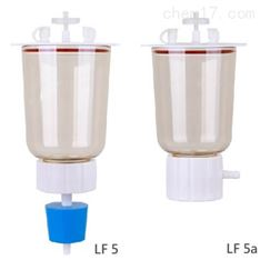 中國臺灣洛科LF5a/LF5 PES旋卡式過濾漏斗