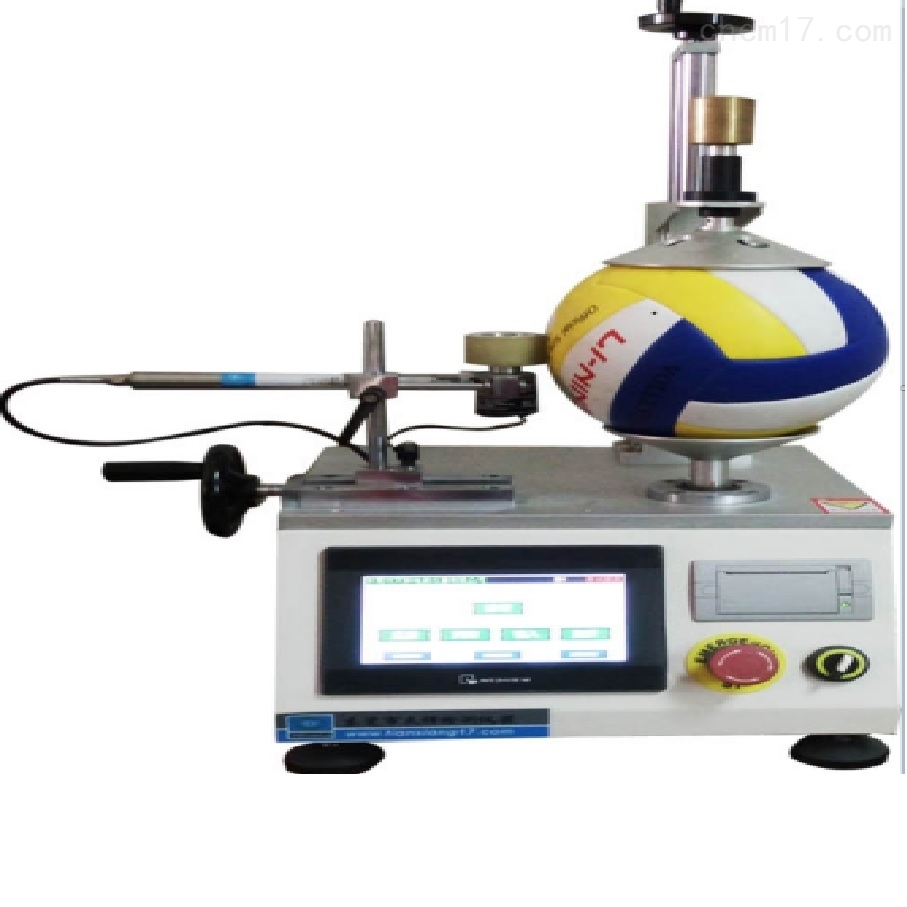 球类真圆度量测机