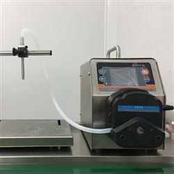 液体定时蠕动泵 BT100L流量可调恒流泵