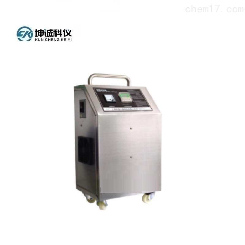 上海坤诚SJ-YD-10G移动式臭氧发生器