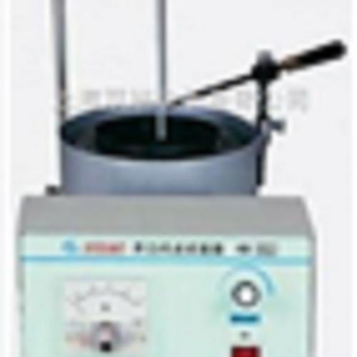 SYD-267石油产品开口闪点与燃点试验器