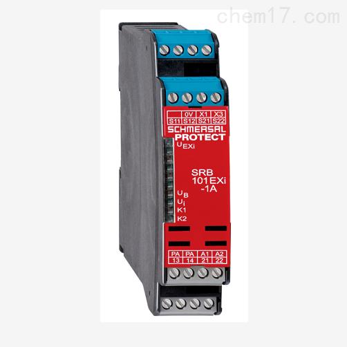 SRB101EXI - 安全继电器模块