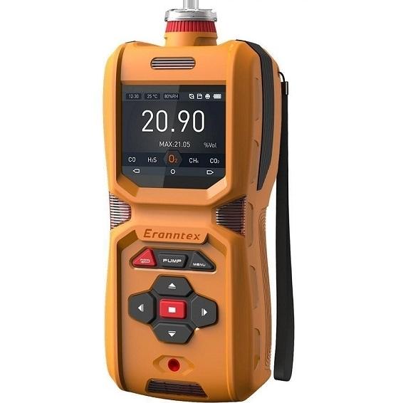 明成MC-600泵吸六合一多气体检测仪