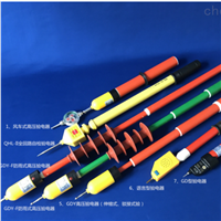 HT-008-4防雨式高压验电器