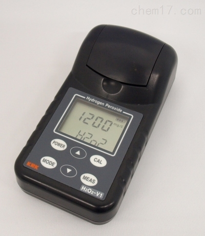 无试剂UV-过氧化氢测试仪