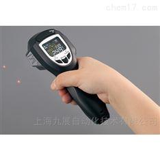 ASONE亚速旺红外线温度计(带双激光点)