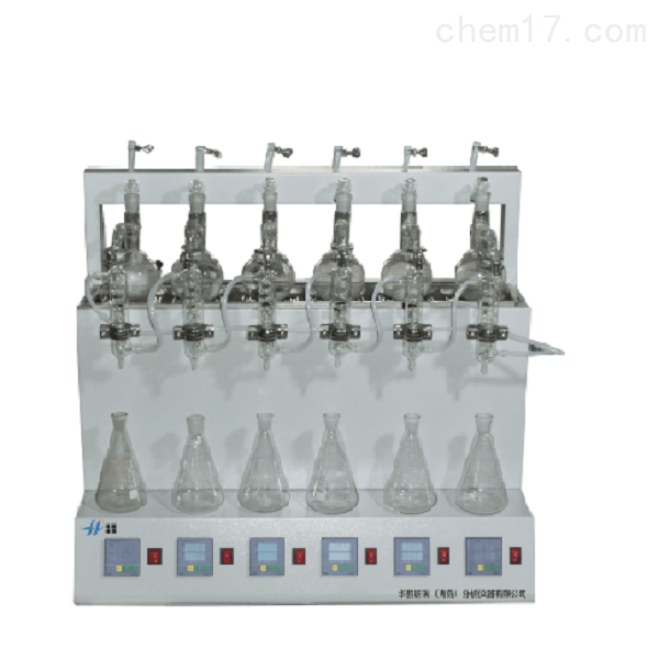 HX-ZL-10A基础型蒸馏仪Y1