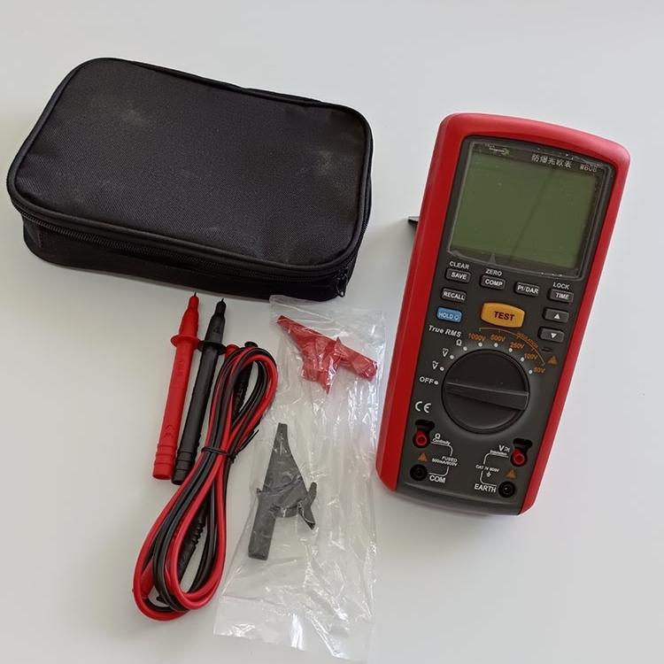 防爆绝缘电阻测量仪 兆欧表 库号:M376056
