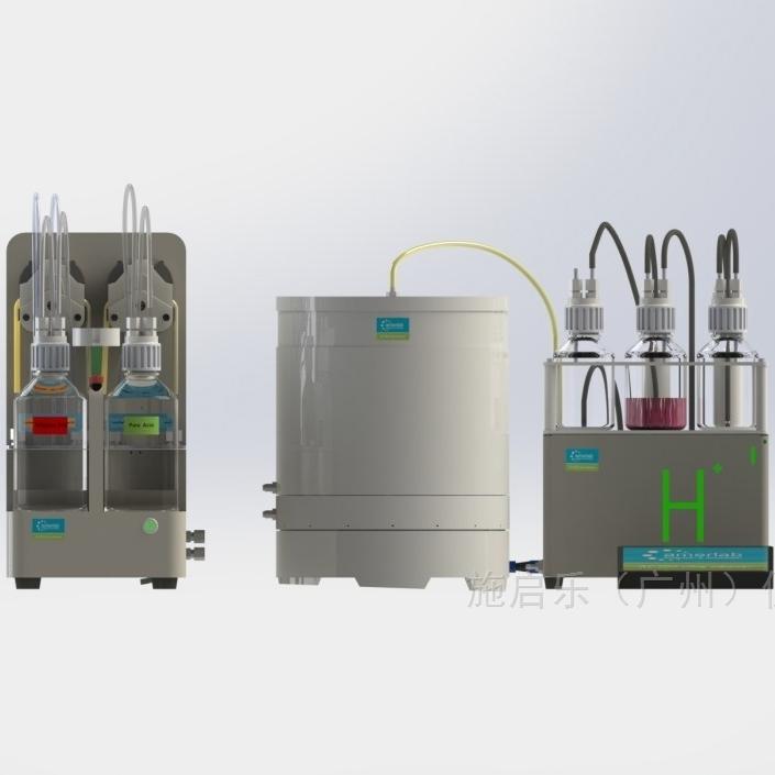 酸蒸/酸逆流 超净清洗器 实验室清洗机