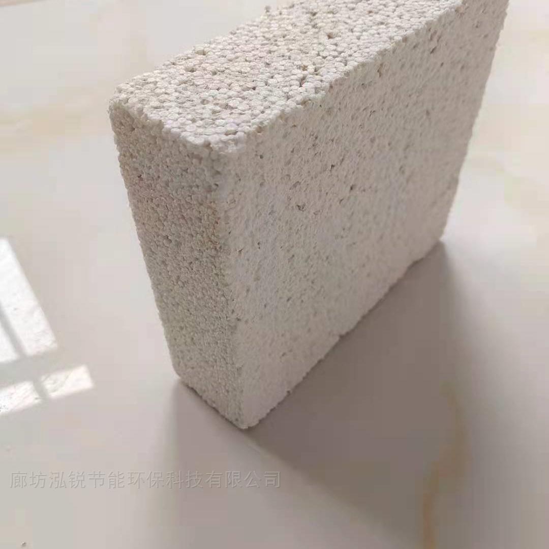 改性硅质板聚合聚苯板渗透白水泥保温板