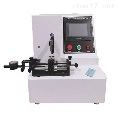 皮肤缝合针弹性测试仪