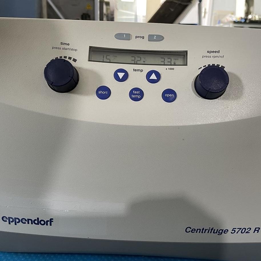 德国EPPENDORF(艾本德)台式冷冻离心机