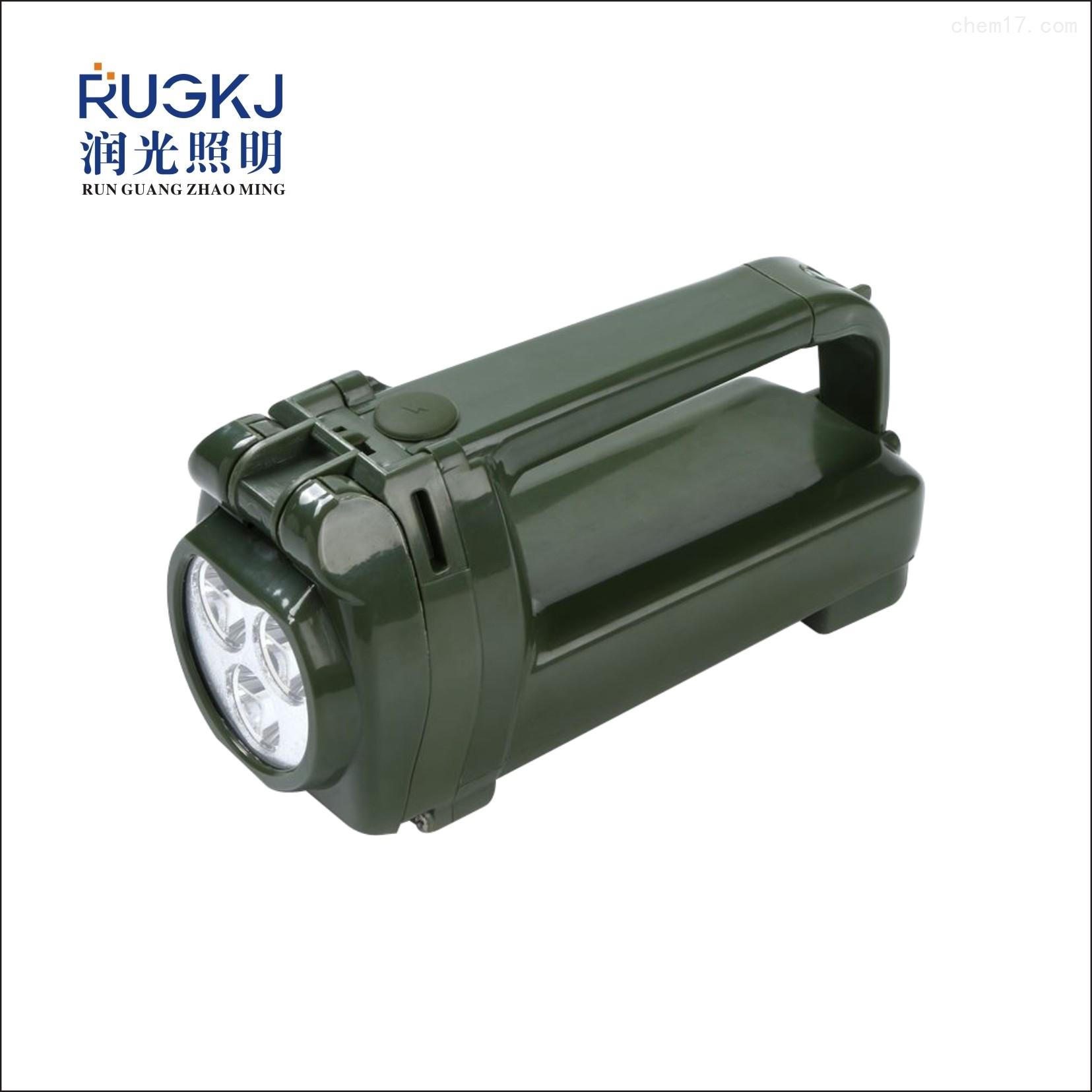 润光照明-JGQ231手提式探照灯厂家