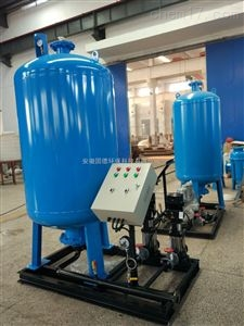 定压补水排气机组承接商招标工程供货