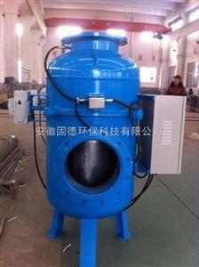 全程综合水处理器物化的作用