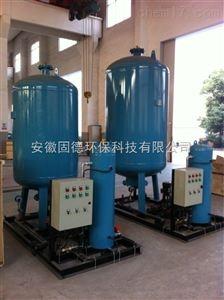 自动补水真空排气定压机组(*)