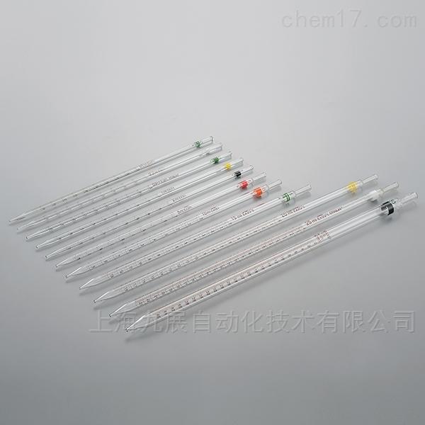 ASONE亚速旺经济型移液管(中间刻度)0.1ml