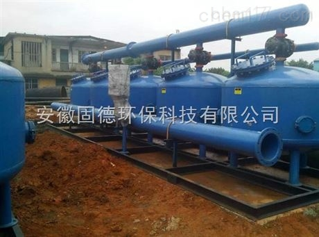 浅层过滤器机组 循环水旁虑装置