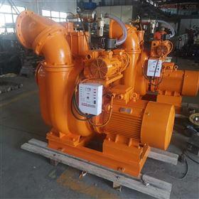 EQZWS大流量双吸式自吸排污泵
